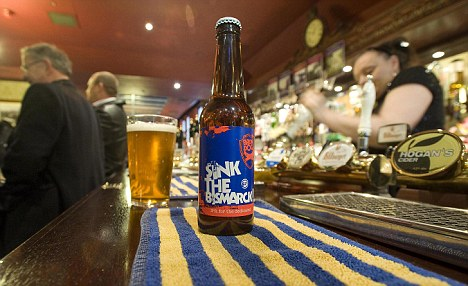Sink the Bismarck, made by Scottish company BrewDog