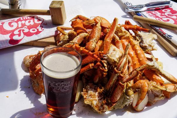 Seafeast Crab Boil