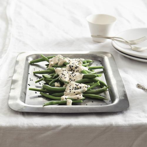 ... Collector: Asian Tofu + White Tofu, Sesame and Vegetable Salad