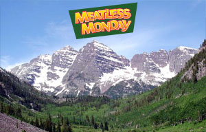 Aspen Adopts Meatless Monday