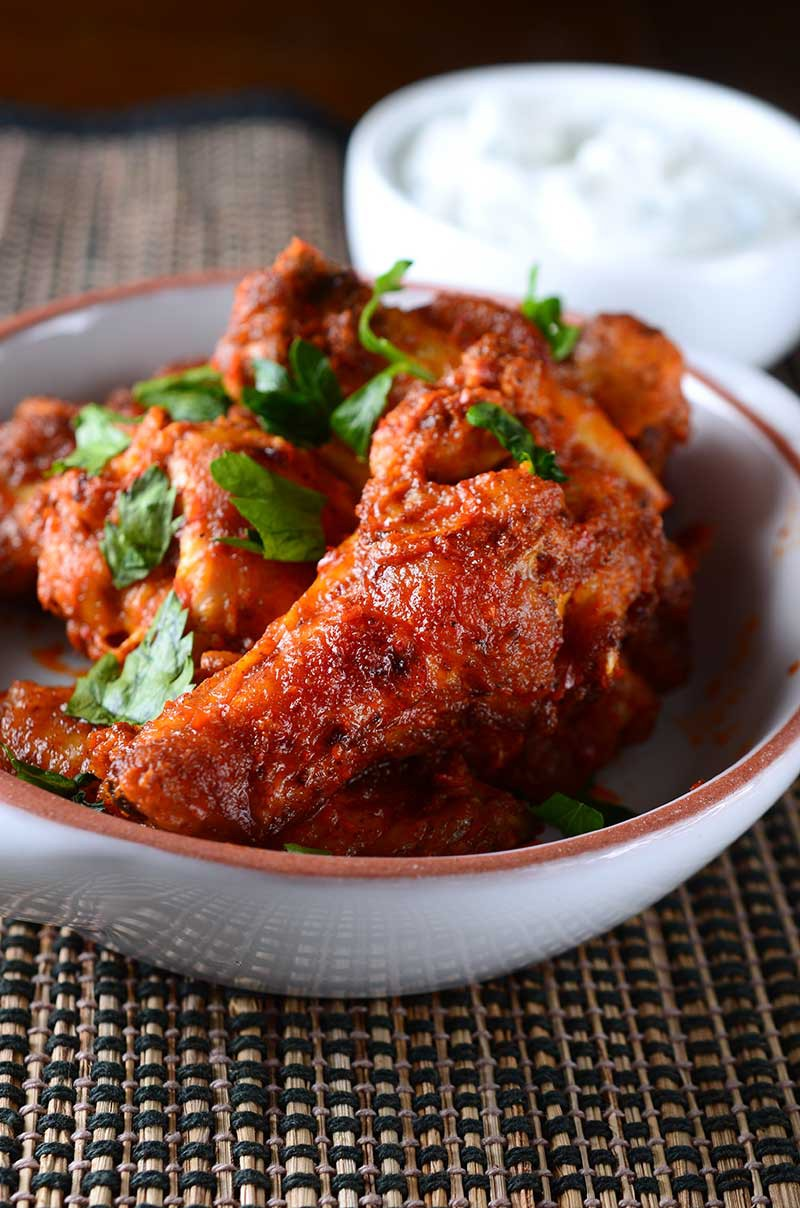 Foodista Super Bowl Sunday Must Have Wings
