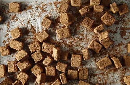 Tequila Chocolate Truffles