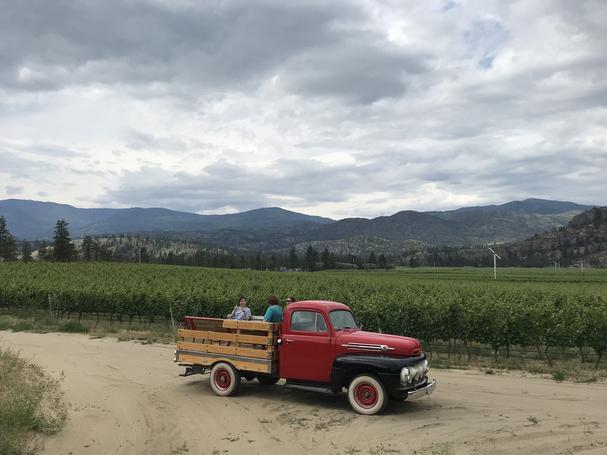 1952 Mercury farm truck