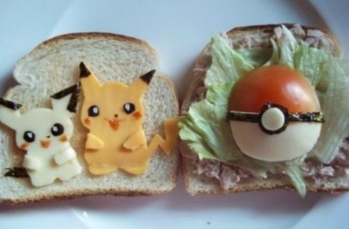 Pok mon inspired foods for your meowth her campus for Pokemon cuisine