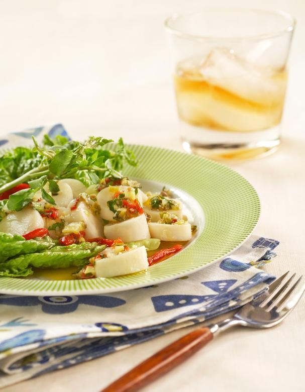 Sardi's Hearts of Palm Salad