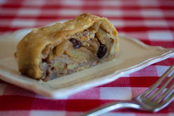 Gluten-Free Apple Strudel