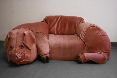 Hillhock Pig Couch