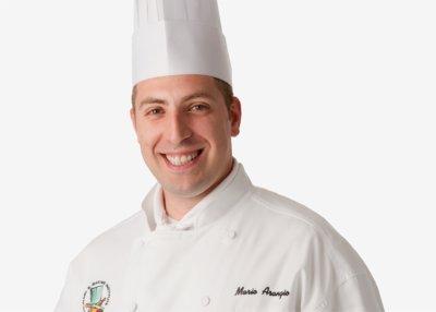 chef mario arangio