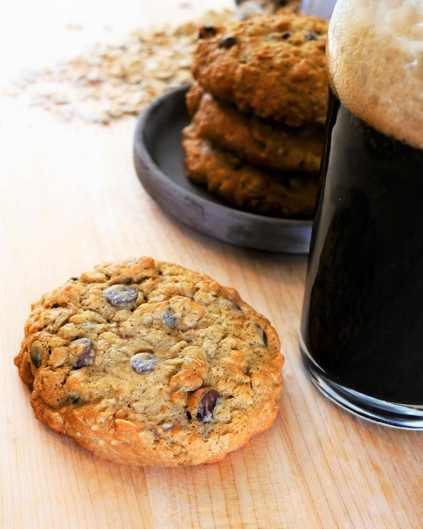 oatmeal stout cookies
