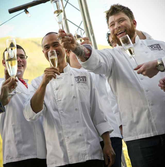 Best New Chefs Food and Wine Classic Aspen