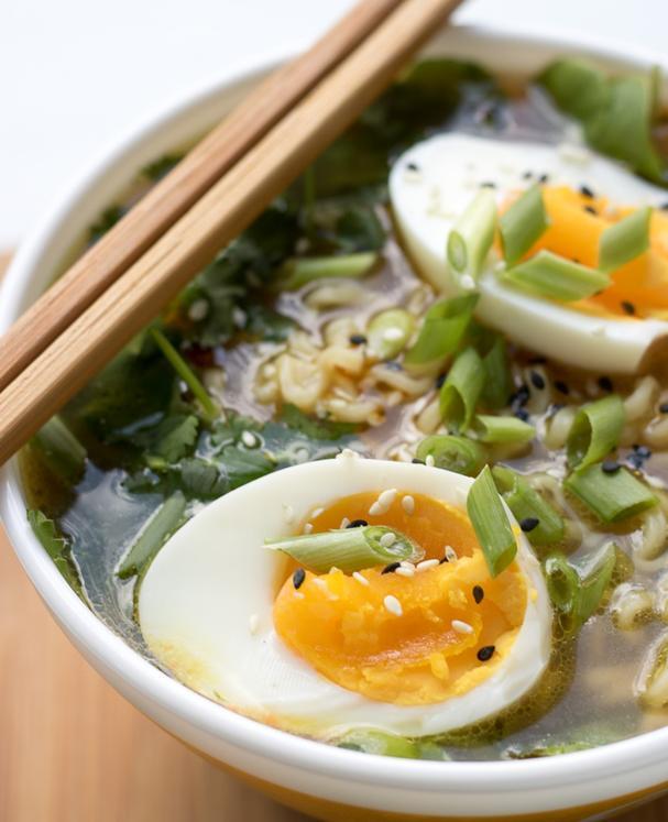 easy ramen bowls