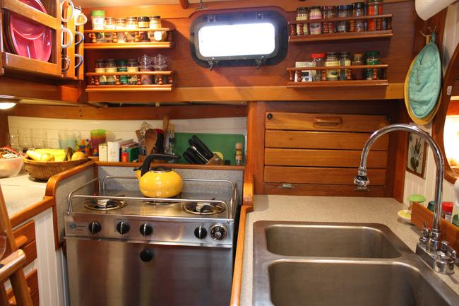 Foodista Cooking Afloat