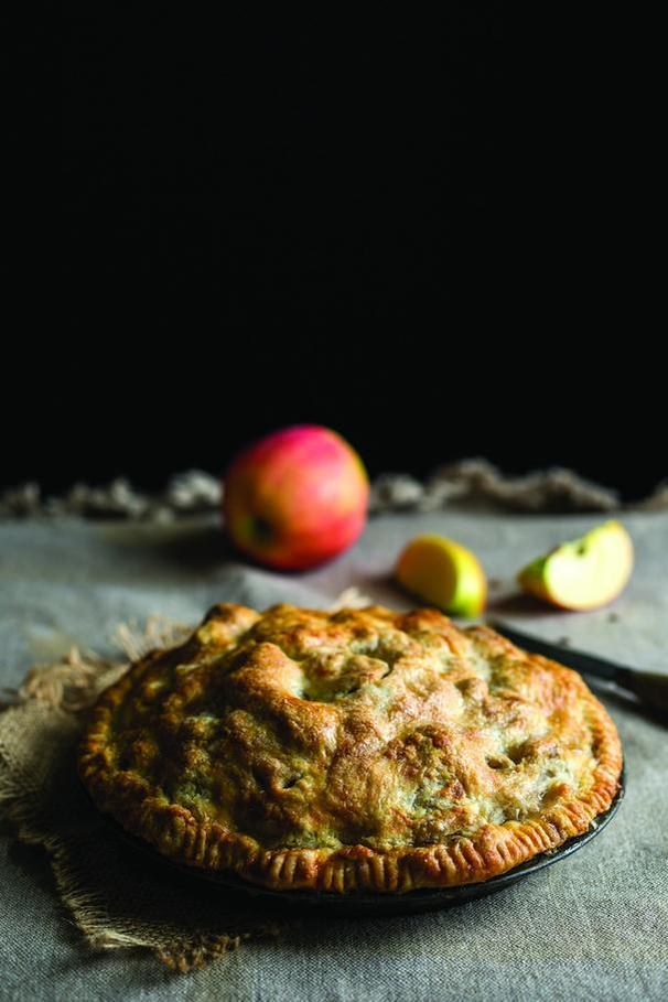 Quinessential Apple Pie