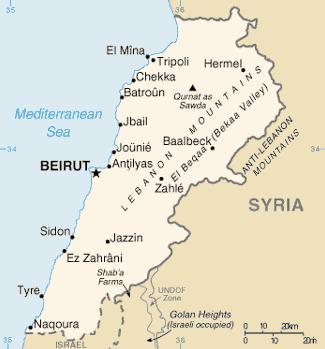 chateau musar lebanon