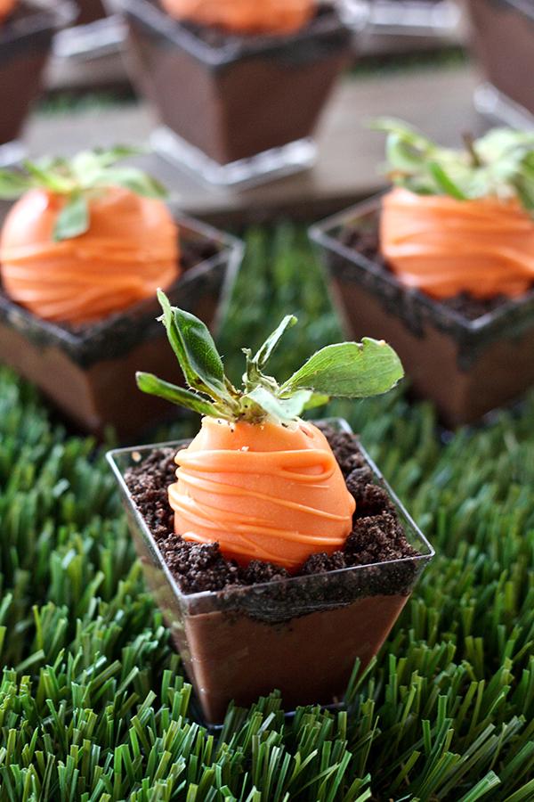 Just Desserts Carrot Cake Recipe