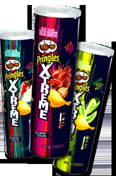 Pringles Ragin Cajun
