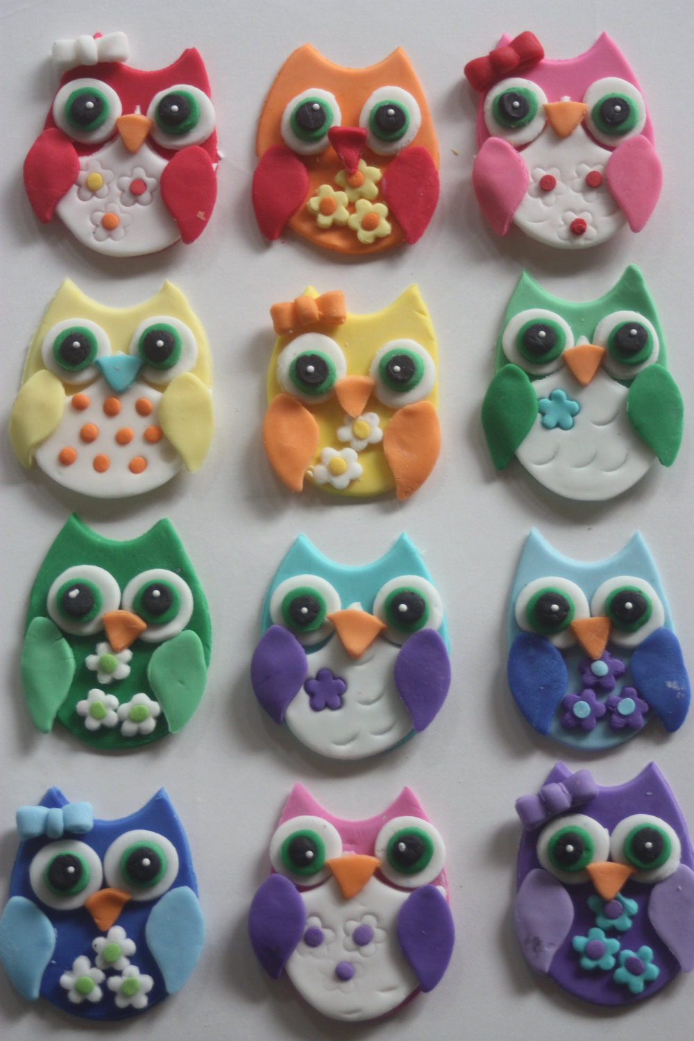 Foodista | These Owl Cupcake Toppers Are a Hoot