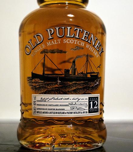 Old Pulteney Single Malt Scotch