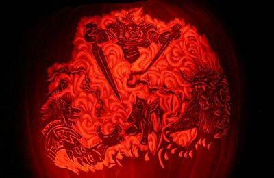 World of Warcraft Pumpkin
