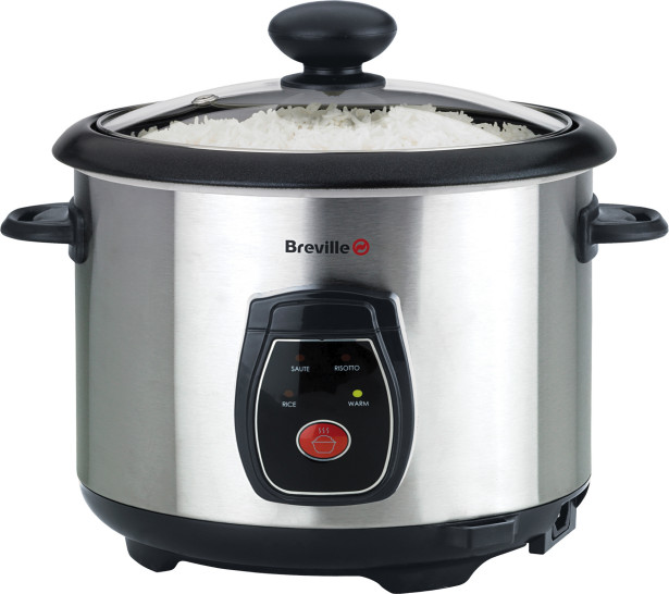re interested, Breville's All-in-One Rice, Risotto, and Pasta Cooker ...