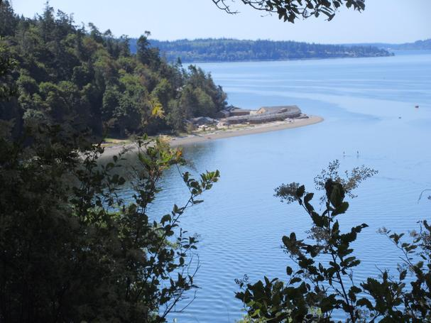 Marine View Loop Trail Camano Island