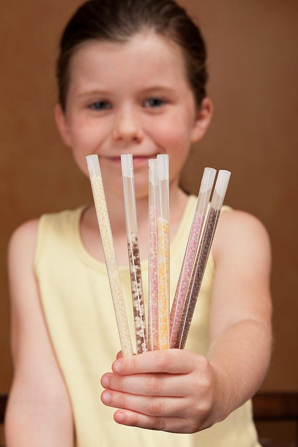 milk straws