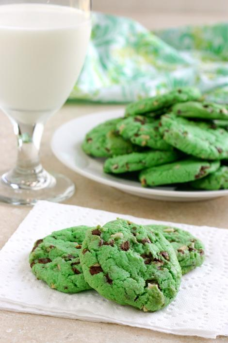 Foodista 5 Green Desserts For St Patrick S Day