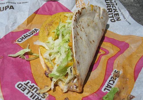 taco bell gordita