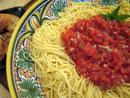 Summer Pasta (Pasta l'estate)