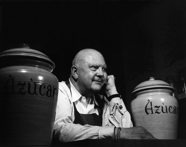 James Beard (C) Paul Child