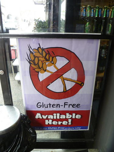 Specialty Foods Gluten Free And Diabetic