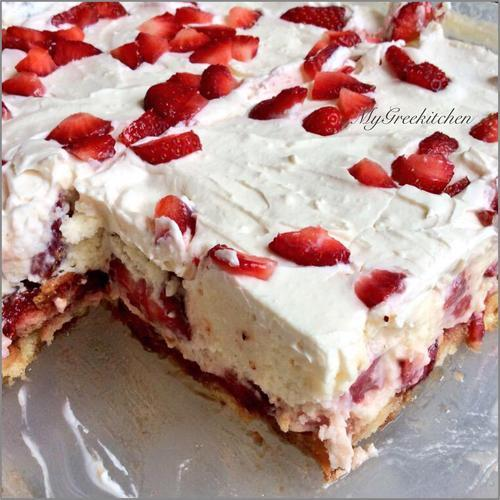 Strawberry Pound Cake From Box