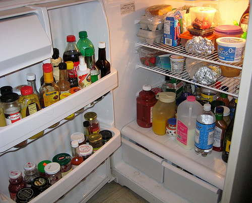 Foodista How Clean Is Your Office Fridge