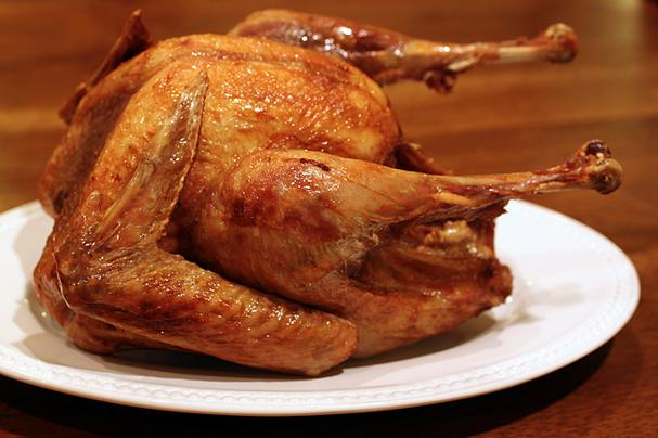 Easy Deep Fried Turkey
