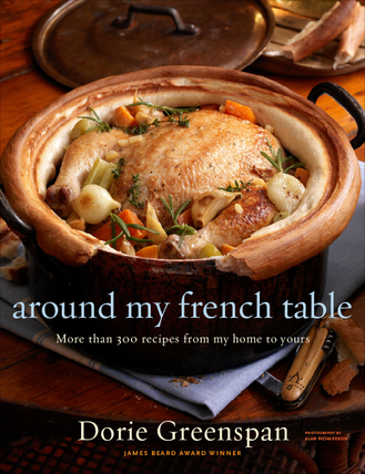 Cookbook of the Year: Around My French Table