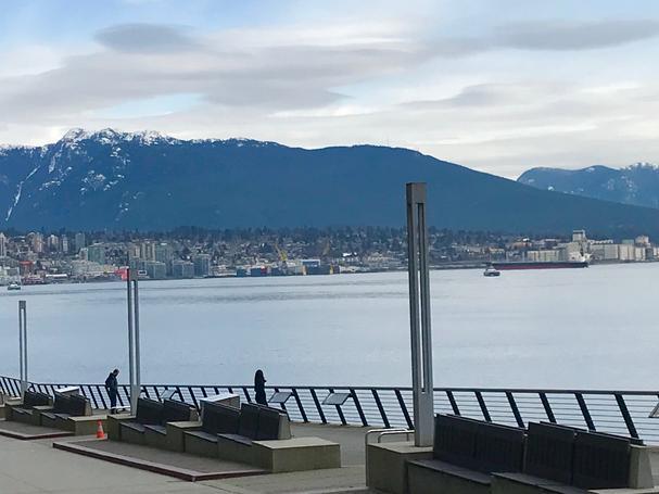 Vancouver British Columbia Convention Center