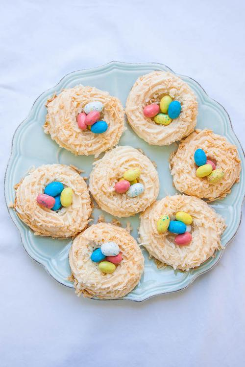 Foodista | 5 Fabulous Spring Inspired Cookies for Easter