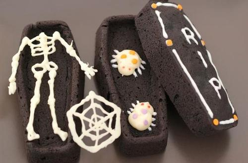 Edible Spider Cake Decorations