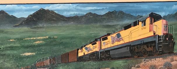 Murals of Benson