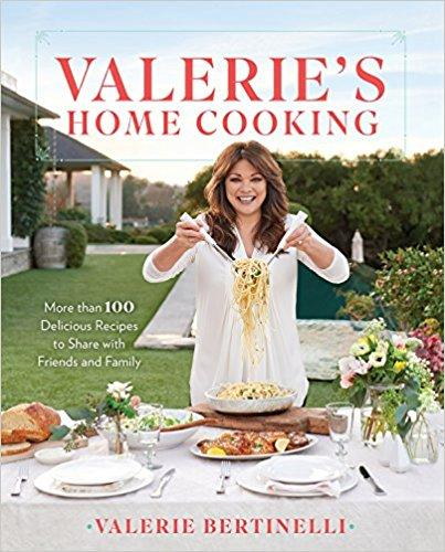 Valerie's Home Cooking cover
