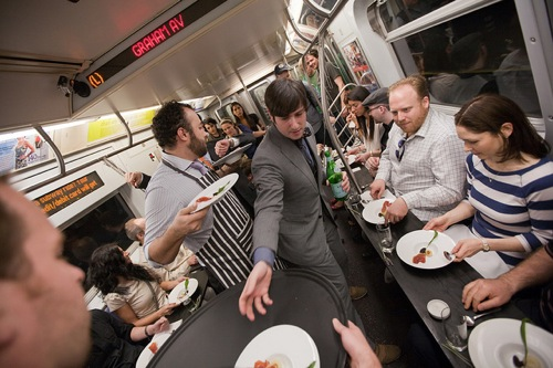 NYC Dining Car
