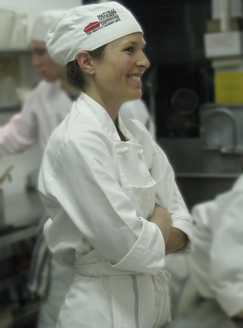 Chef Hanna Robinson