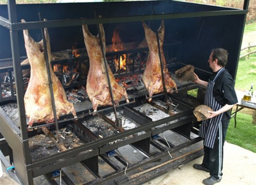 bizarre grills