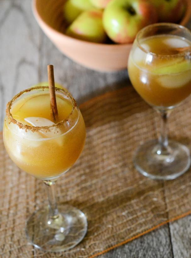 Appke Cider Mocktail