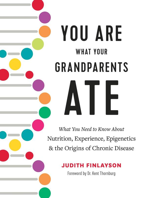 You are what your grandparents ate: what you need to know about nutrition, experience, epigenetics and the origins of chronic disease