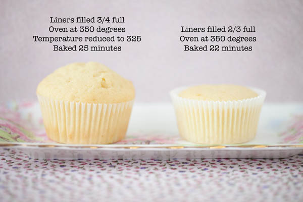 Cupcake Baking Tips - Perfect Cupcake Every Time