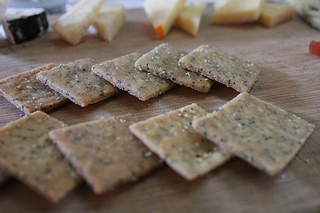 house-made crackers