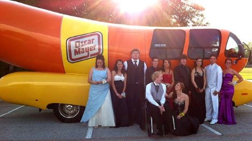 Student Rides To Prom In The Oscar Mayer Weinermobile as well Hot dog in addition Calories Oscar Mayer Little Smokies I84906 together with Search likewise 1293268. on oscar mayer weiner nutrition