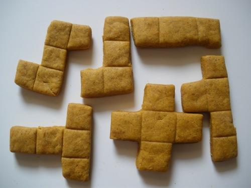 Foodista  Tetris Birthday Treats - Tetris birthday cake