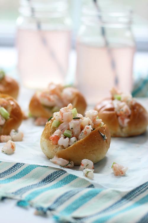 Foodista   Grilled Garlic Herb Shrimp and Other Summer Shrimp Dishes